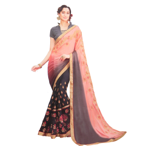Fancy Chiffon Saree