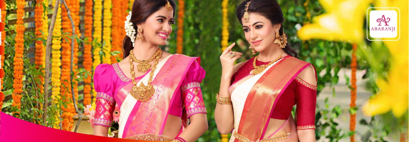 Asia's Largest Collection of Silk Sarees